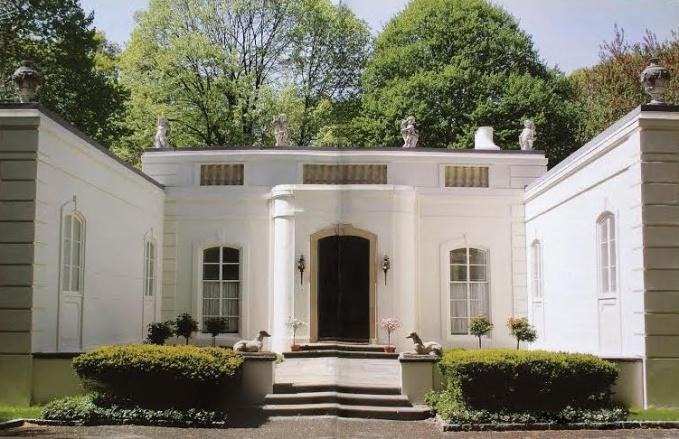 GEOFFREY BEENE'S HOUSE