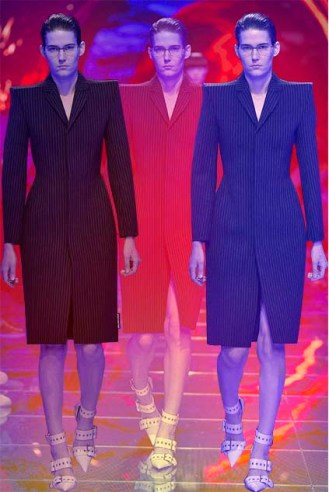 Balenciaga Paris Fashion Week Spring Summer 2019 Paris Sept-Oct 2018