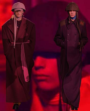 Raf Simons Paris Menswear Fashion Week Fall Winter 2019 Paris Jan 2019