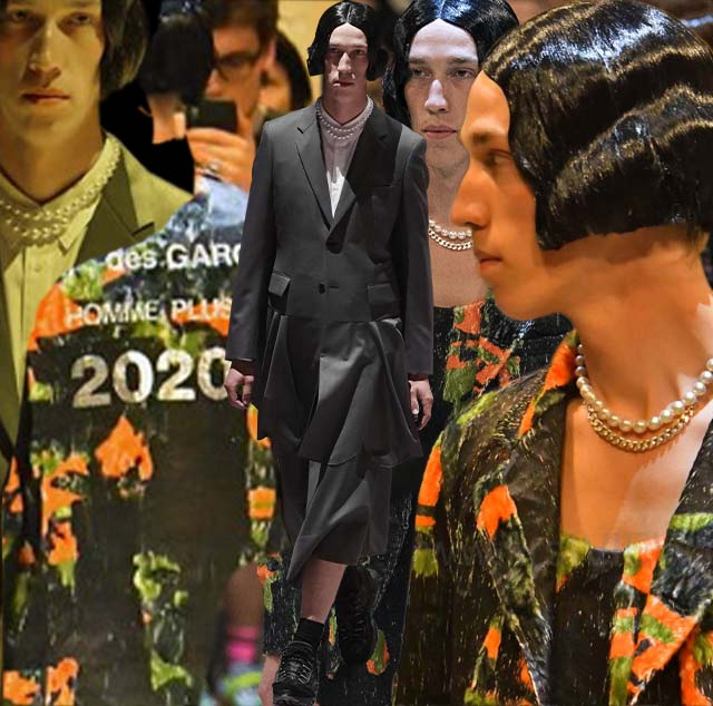 CDG - Paris Menswear Spring Summer 2020 - Paris - June 2019
