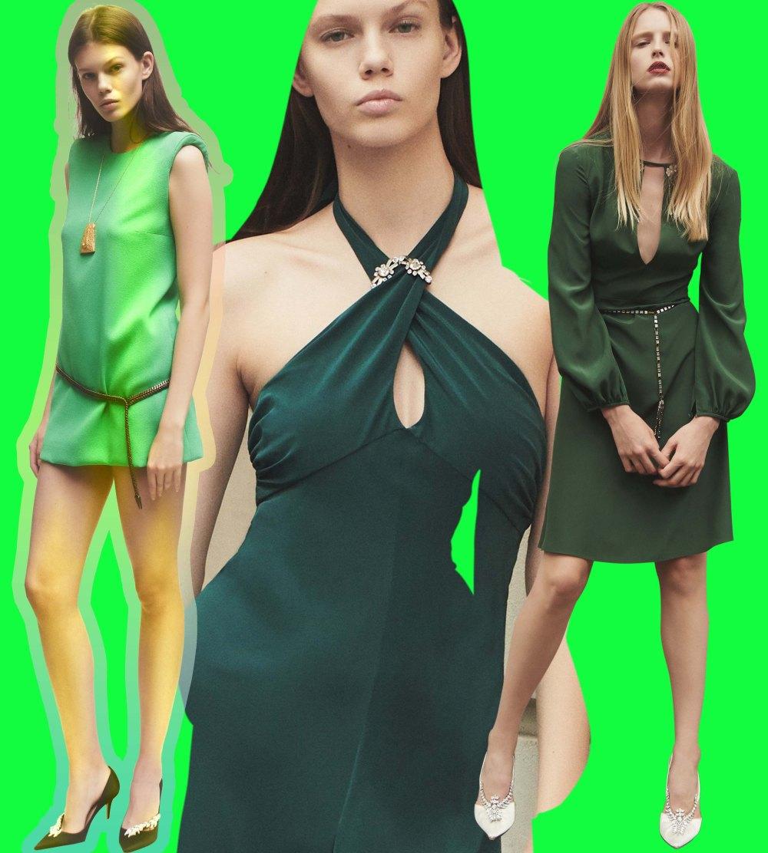 3 greens